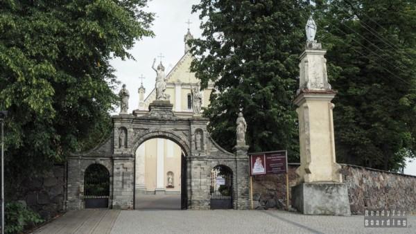 Kościół św. Wojciecha w Białej Rawskiej