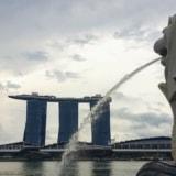 Singapur – Marina Bay Sands i okolice