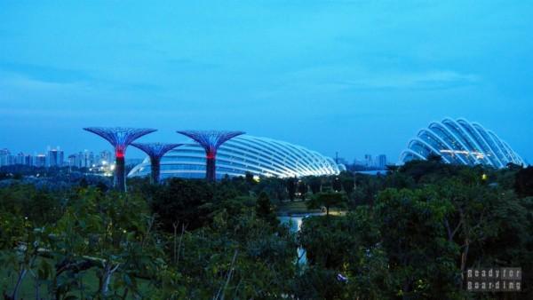 Gardens by the Bay - Singapur