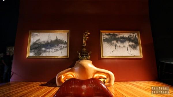 Muzeum Salvadora Dali w Figueres, Costa Brava - Hiszpania