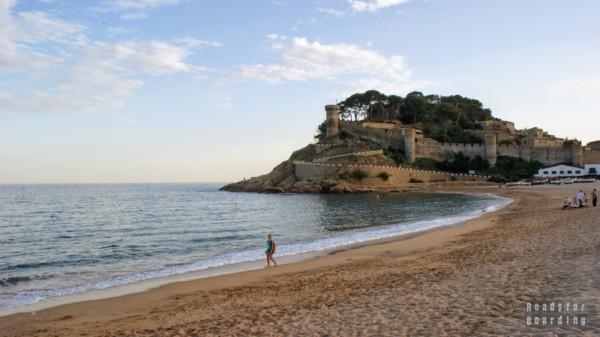 Tossa de Mar, Costa Brava - Hiszpania