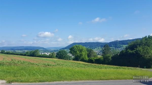 Kempingi w Szwajcarii - Camping Hüttenberg