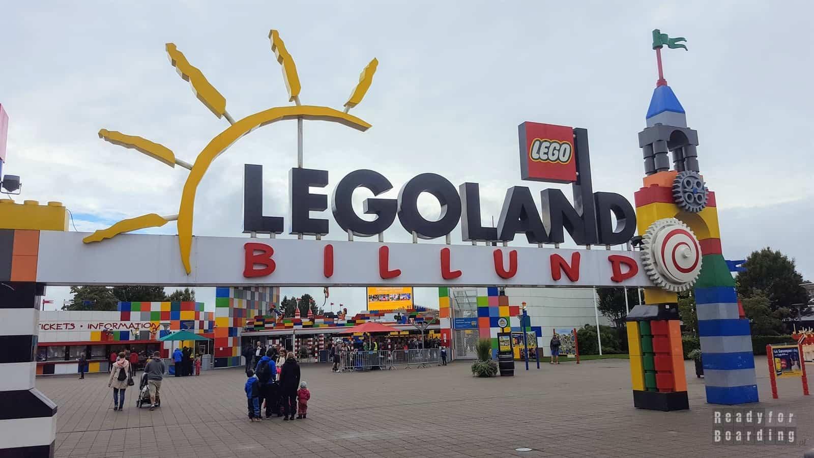 Dania - Legoland w Billund (galeria zdjęć)