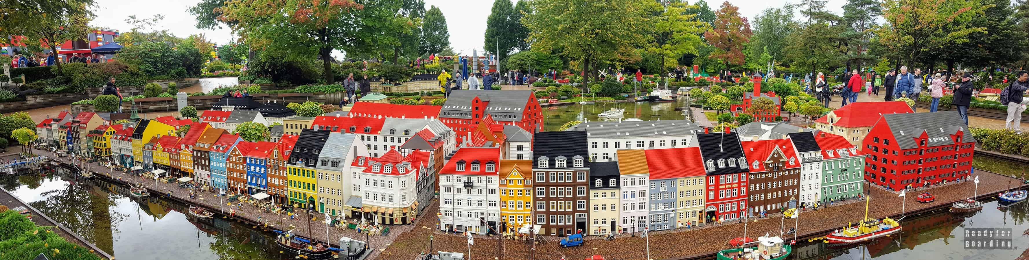 Panorama: Legoland Billund - Dania