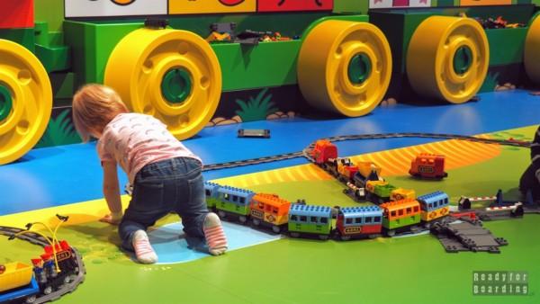 Strefa Duplo, Lego House - Billund, Dania