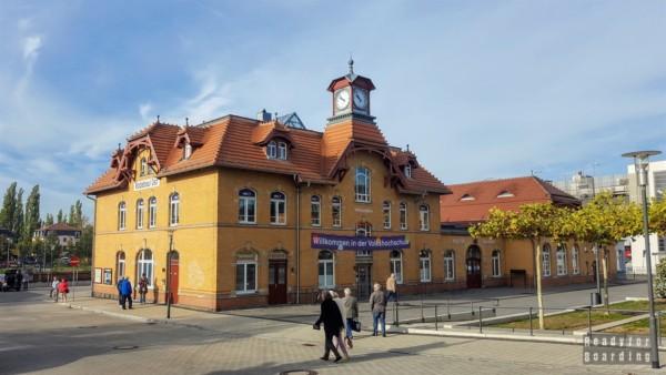 Stacja Radebeul Ost