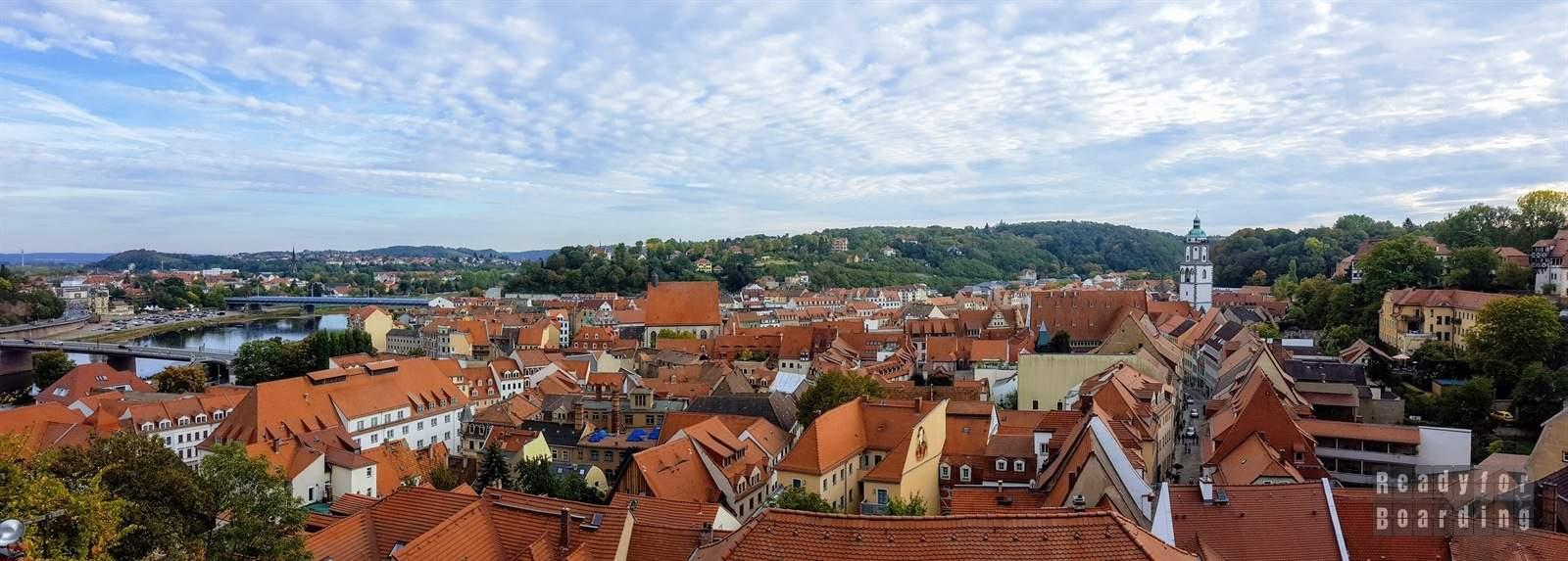 Panorama: Miśnia - Niemcy