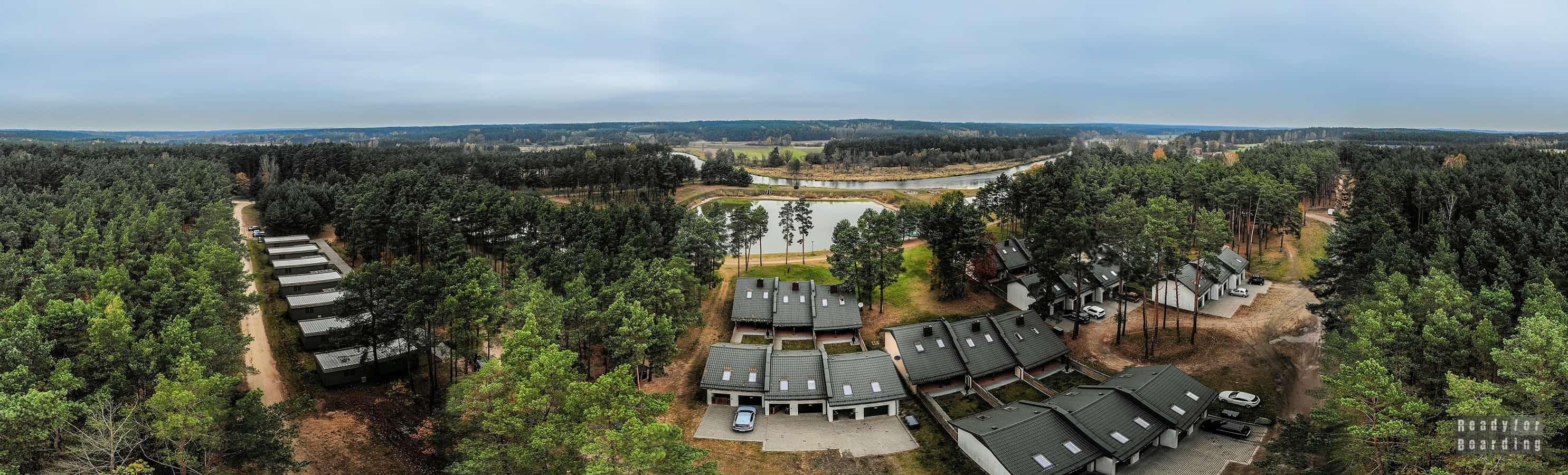 Panorama: Resort i SPA Stara Wieś
