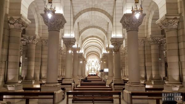 Krypta, Katedra Almudena, Madryt - Hiszpania