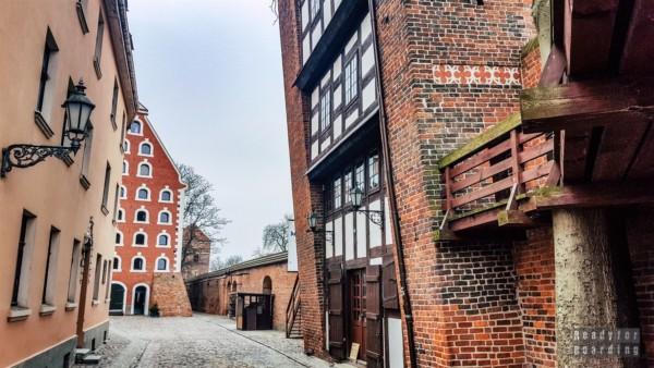 Krzywa Wieża, Toruń, Polska