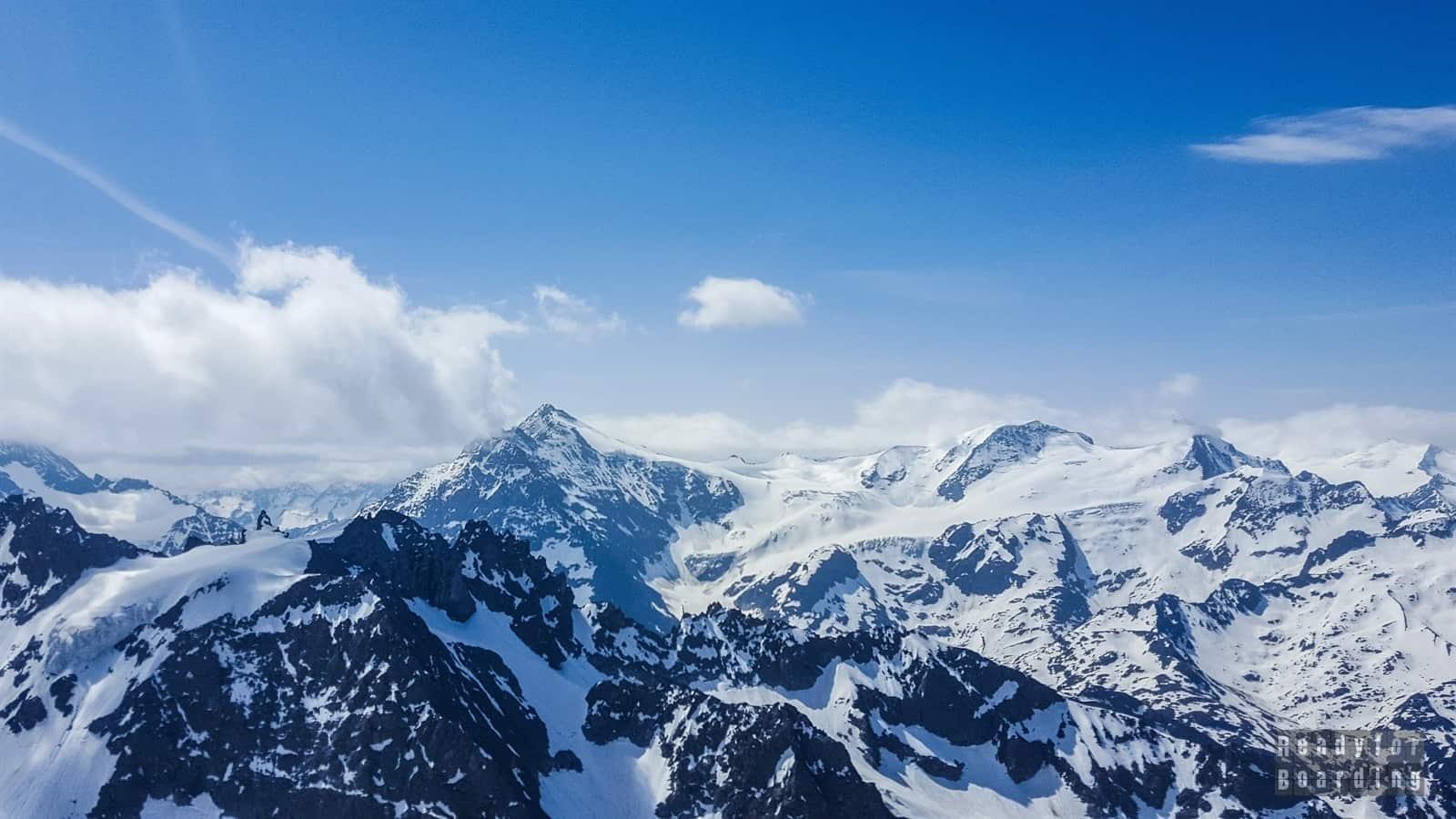 Szwajcaria - Titlis (galeria zdjęć)