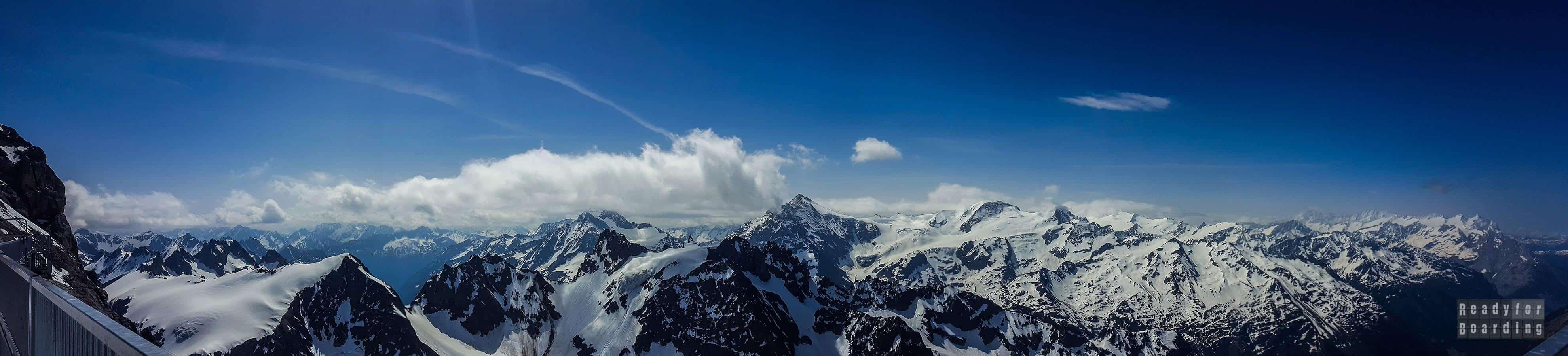 Panorama: Titlis - Szwajcaria