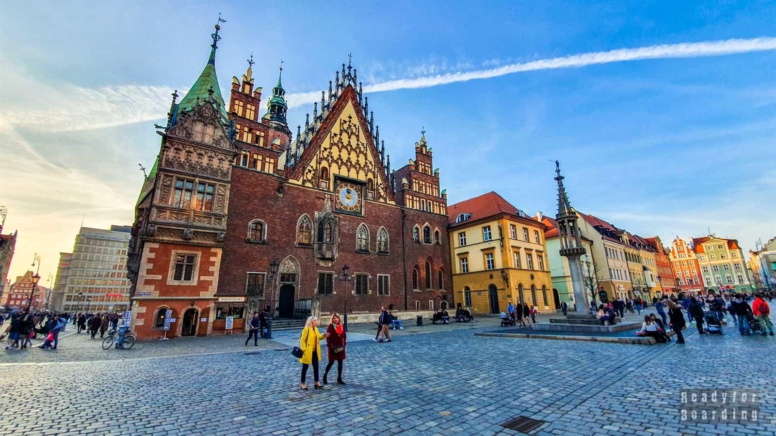 Rodzinny weekend we Wrocławiu (galeria zdjęć)