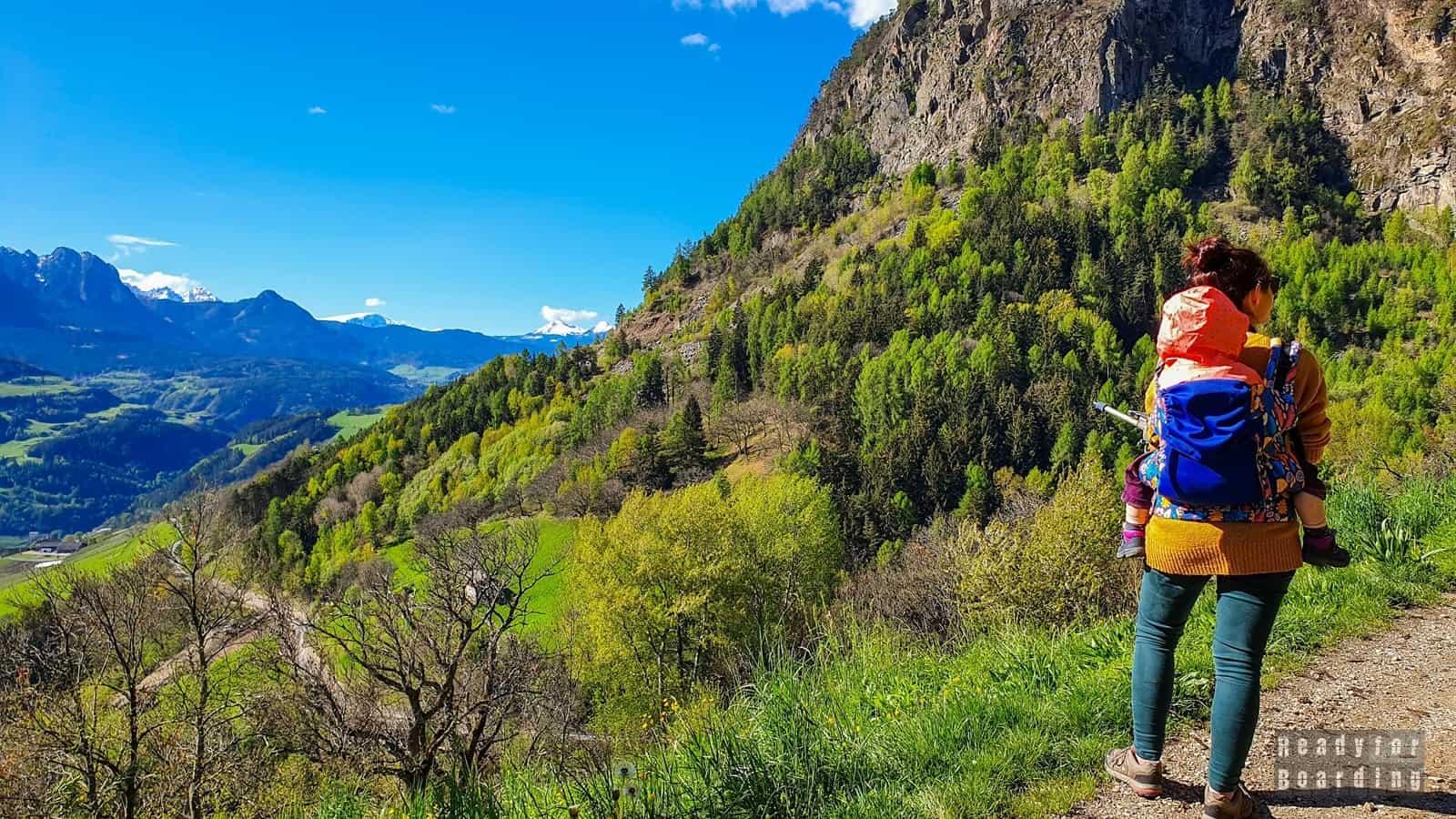 Południowy Tyrol: Bolzano i okolice (galeria zdjęć)