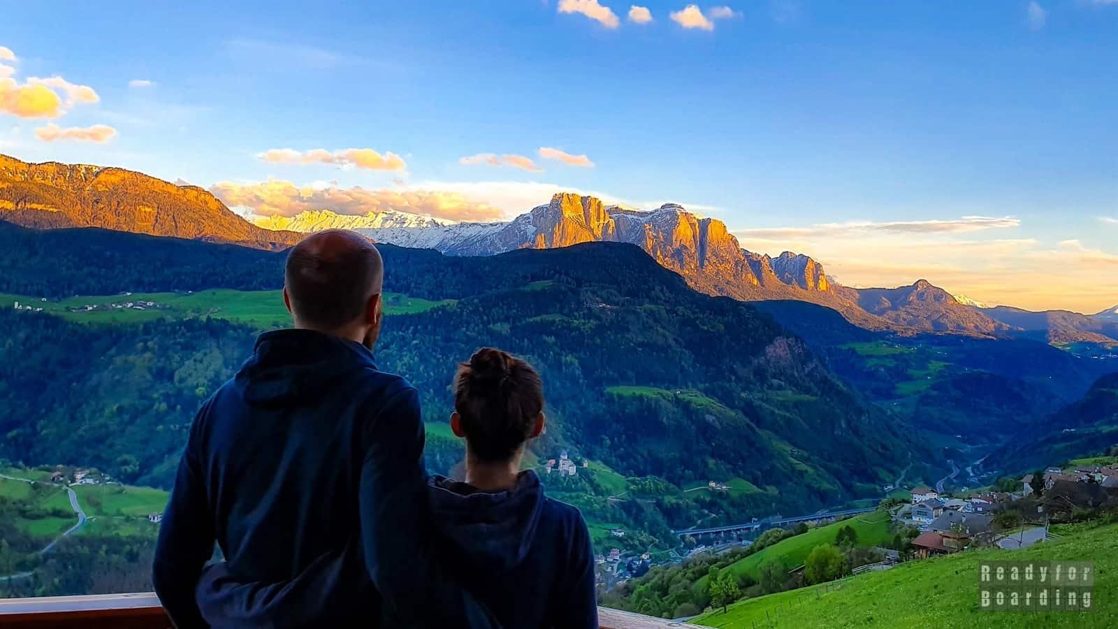 Roter Hahn - agroturystyka w Południowym Tyrolu (galeria zdjęć)