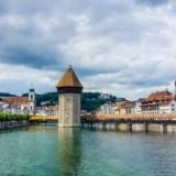 Lucerna – najpiękniejsze miasto Szwajcarii?