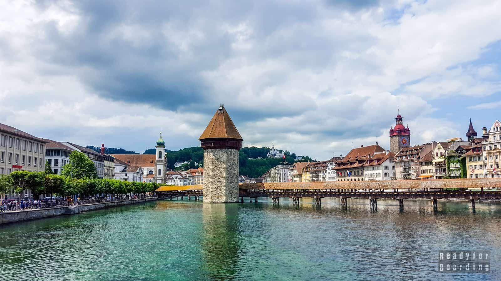 Szwajcaria - Lucerna (galeria zdjęć)