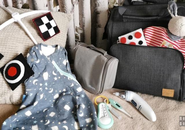 Wyprawka dla maluszka – rzeczy przydatne również w podróży!