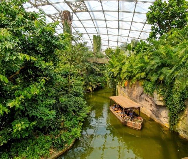 Zoo w Lipsku - Niemcy
