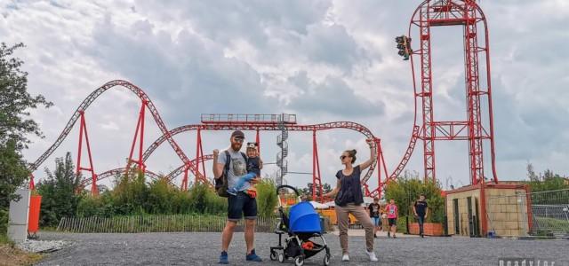 Park rozrywki Belantis, Lipsk - Niemcy