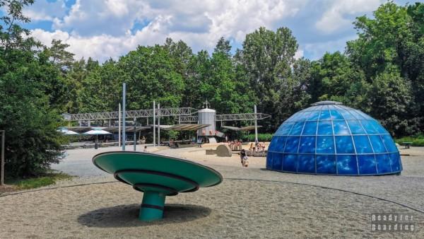 Saurierpark - Budziszyn, Niemcy