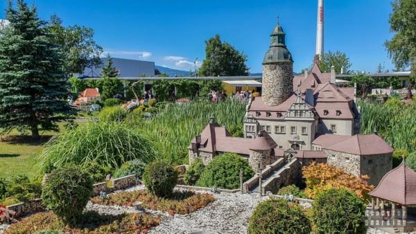 Park Miniatur Zabytków Dolnego Śląska w Kowarach