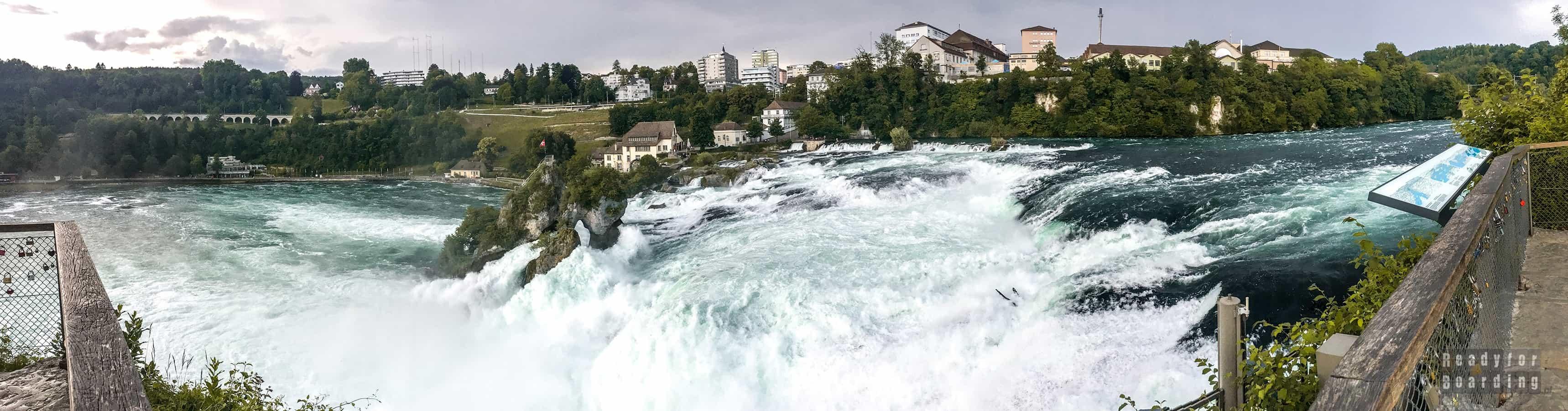 Panorama: Szafuza - Szwajcaria
