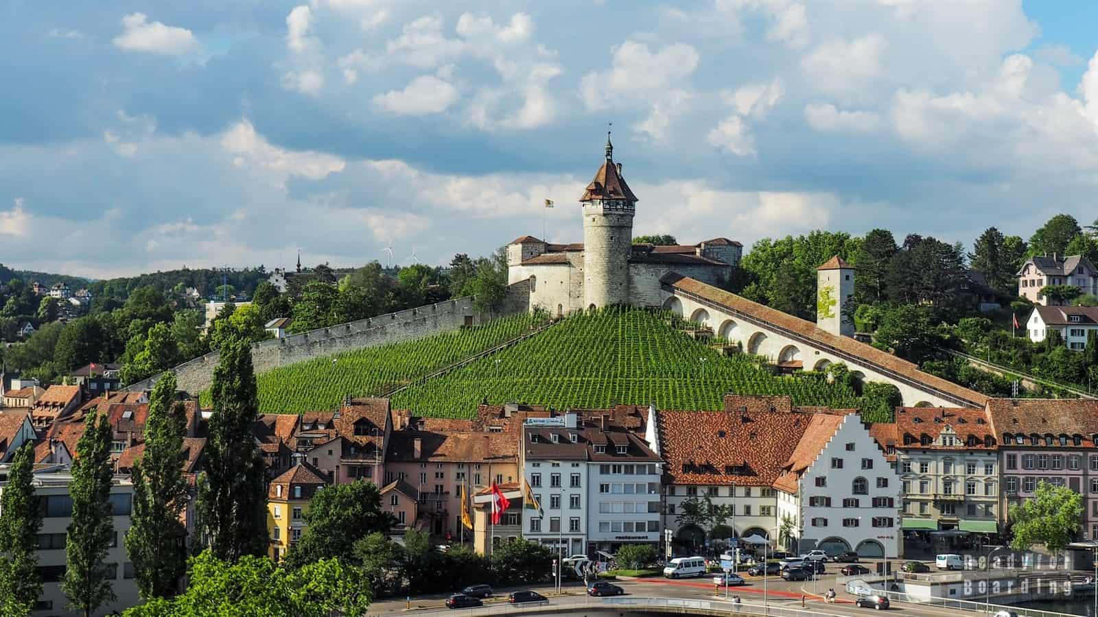 Szwajcaria - Szafuza (galeria zdjęć)