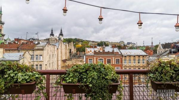 Dachy Lwowa