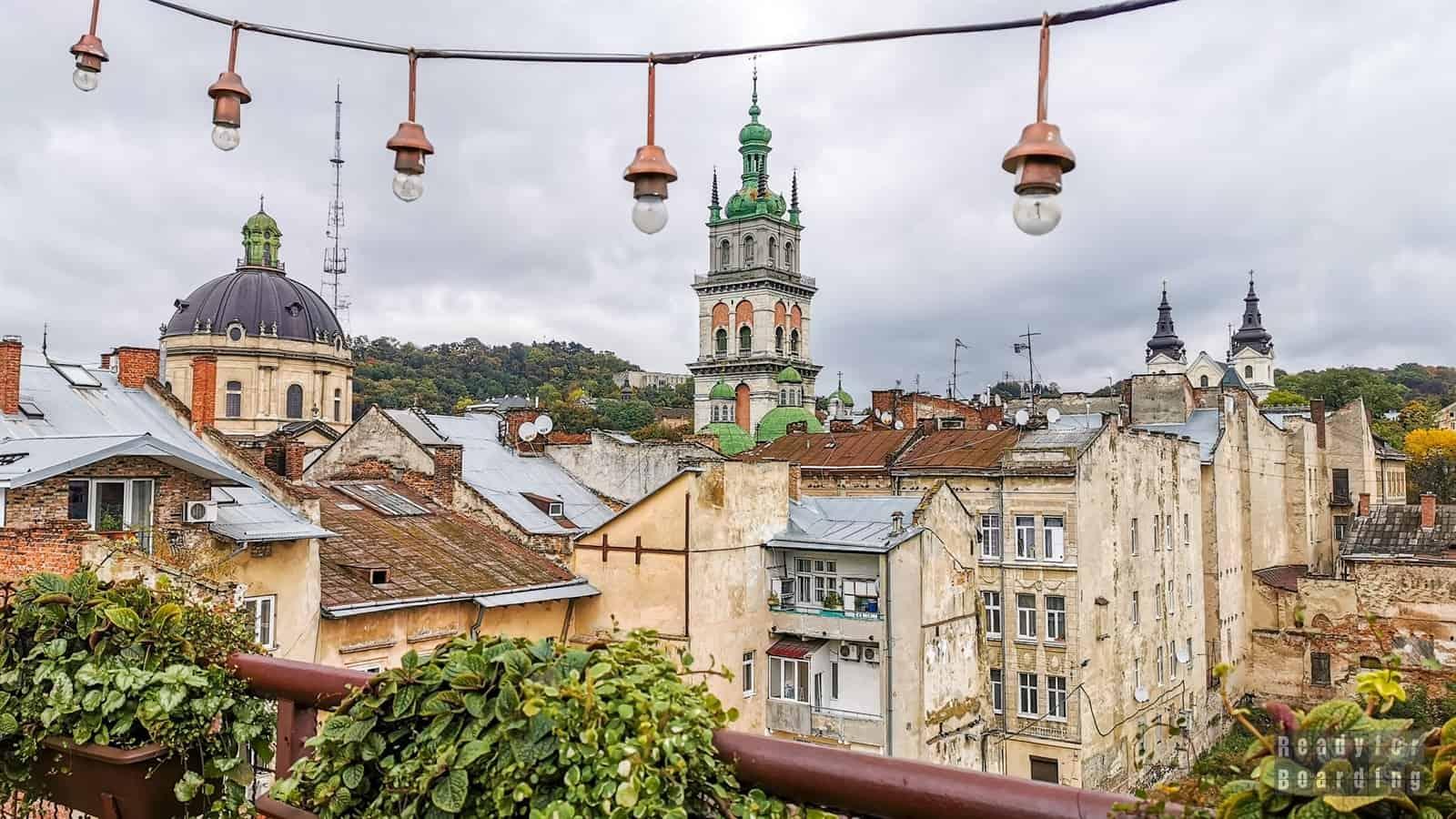 Lwów - nie tylko na weekend (galeria zdjęć)