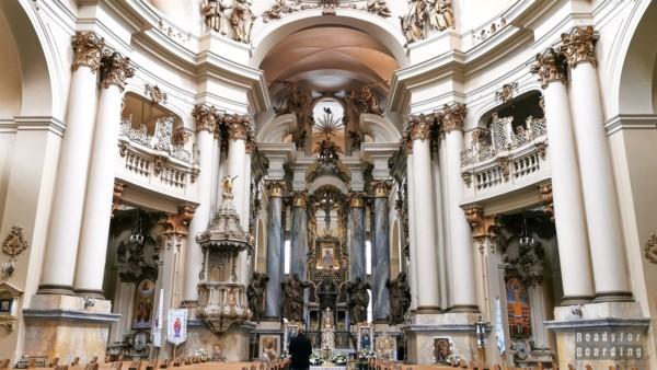 Katedra Dominikańska - Lwów