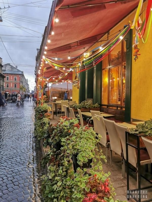 Restauracje we Lwowie