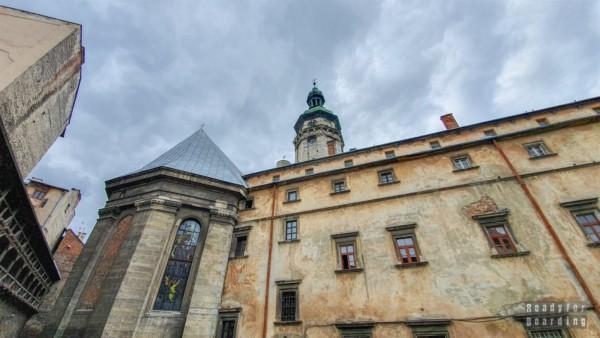 Klasztor Bernardynów, Lwów