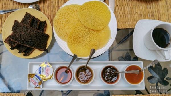 Marokańskie śniadanie w Marrakeszu