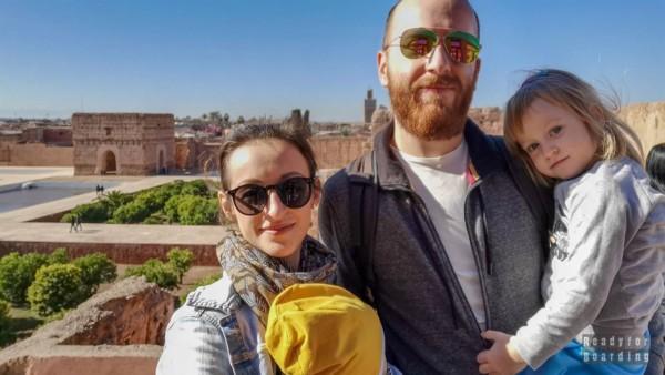 Pałac Badii, Marrakesz - Maroko