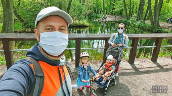 Niebieskie Źródła - Pomysły na jednodniowe wyjazdy w centralnej Polsce – #KrokOdLodzi