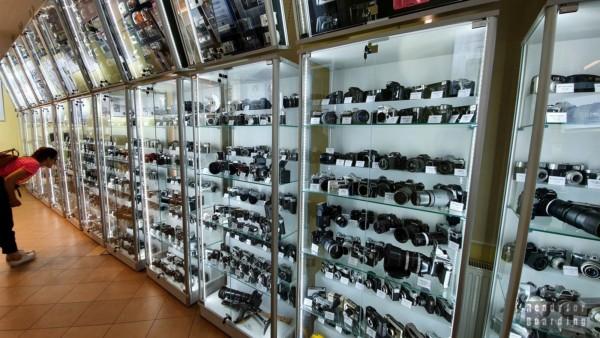 Wystawa Aparatów Fotograficznych w Biskupcu, Mazury