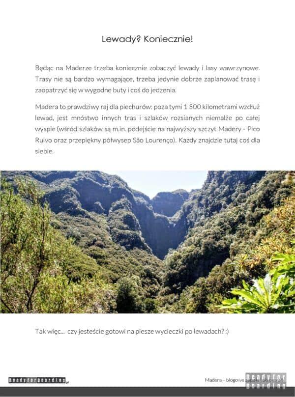 eBook: Madera – blogowe zapiski Ready for Boarding