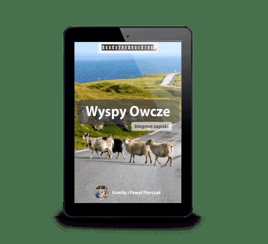 eBook Wyspy Owcze (przewodnik)