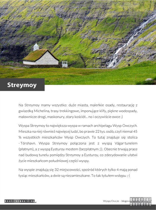 eBook: Wyspy Owcze – blogowe zapiski Ready for Boarding