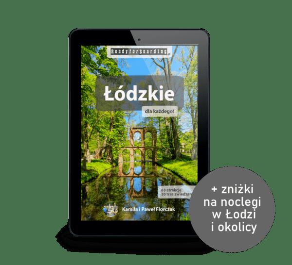 """eBook """"Łódzkie dla każdego! - Ready for Boarding"""""""