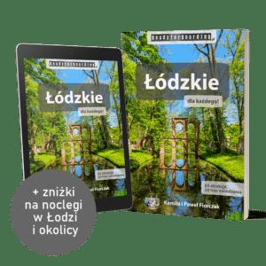 """Zestaw książka+eBook """"Łódzkie dla każdego! - Ready for Boarding"""""""
